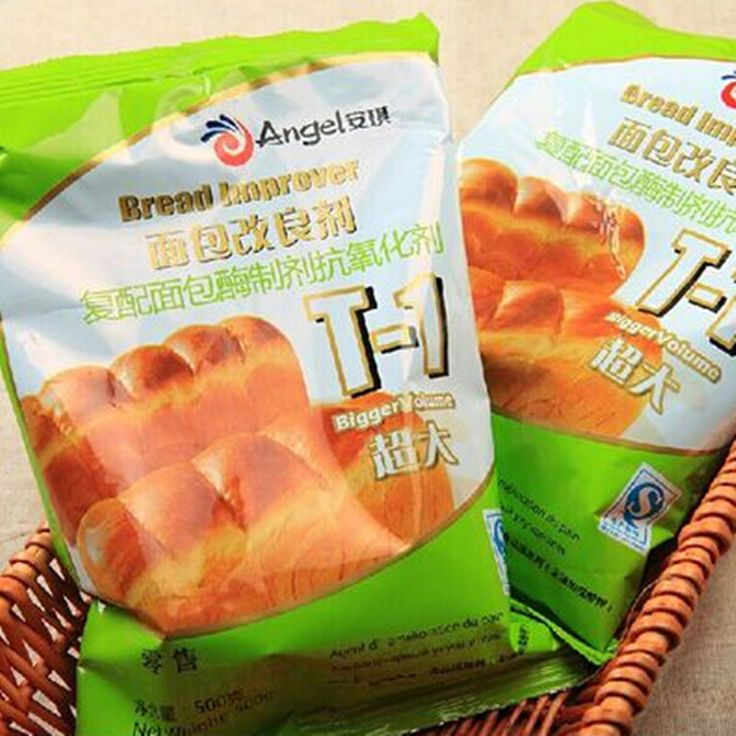 Baking Yeast Bread improver Angel brand T-1 bread improver 500g for bread free shipping