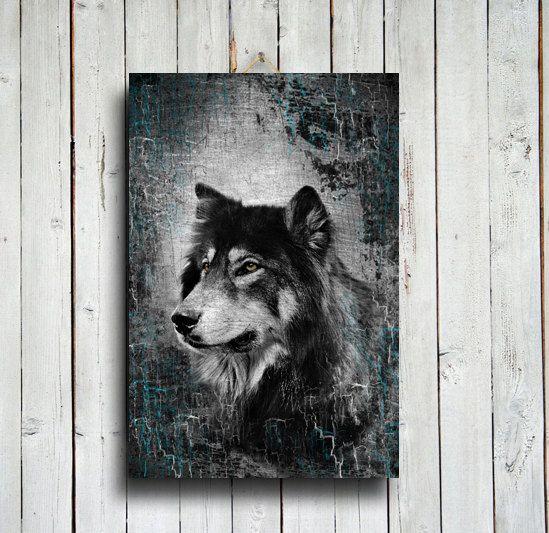 Wolf Decor, Wolf art