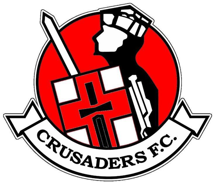 Crusaders FC, Northern Ireland Football League Premiership, Belfast, Northern Ireland