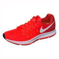 Nike Air Zoom Pegasus 33 Neutral Running Shoe Women - Red, White
