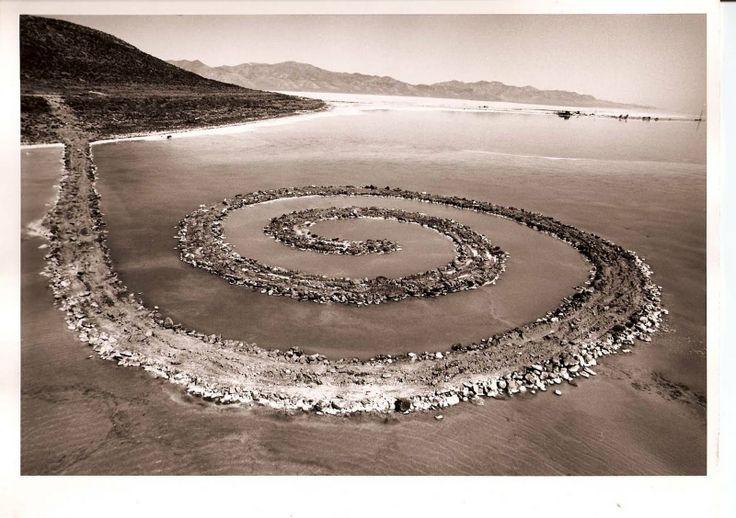 smithson spiral jetty essay