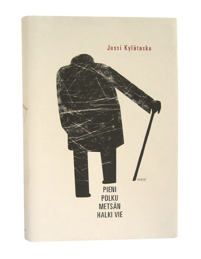 Cover©Elina Warsta 2004  Novel by Jussi Kylätasku