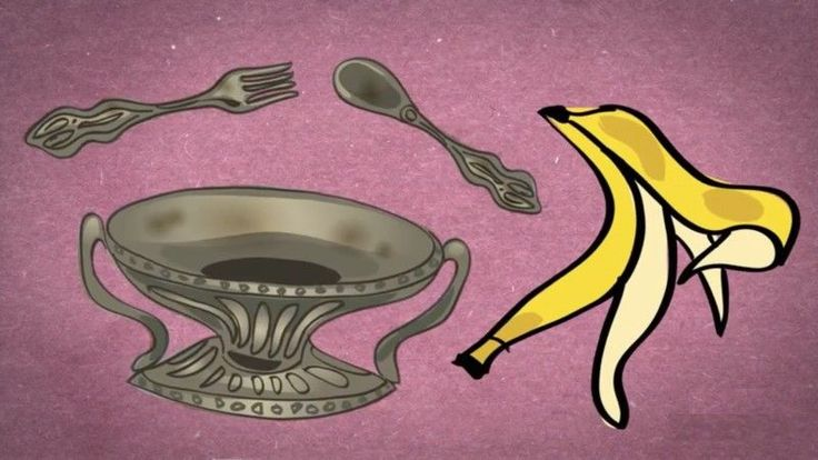 Alles Banane.