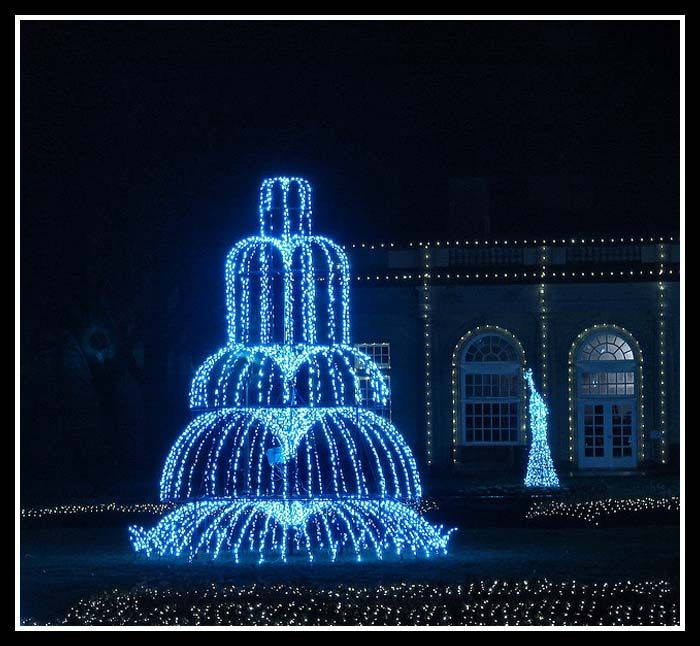 31 best fountains images on pinterest christmas lights christmas image detail for water fountain lights christmas lights workwithnaturefo