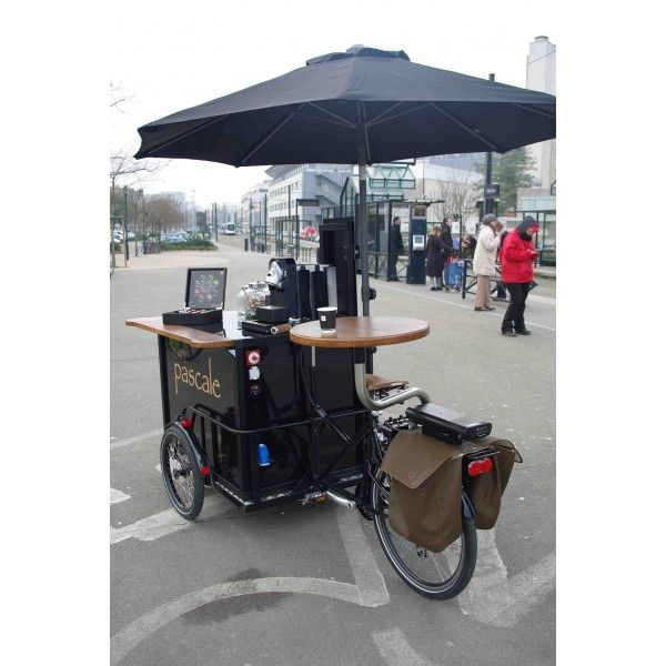 triporteur nihola de vente ambulante nihola bakfiets. Black Bedroom Furniture Sets. Home Design Ideas