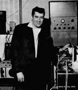 Joe Meek musician / engineer on TELSTAR