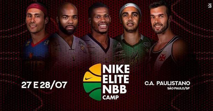 """@planetabasquetebol: """"Nike e NBB promovem o 1° Nike Elite NBB Camp!  Astros do campeonato nacional serão os treinadores…"""""""