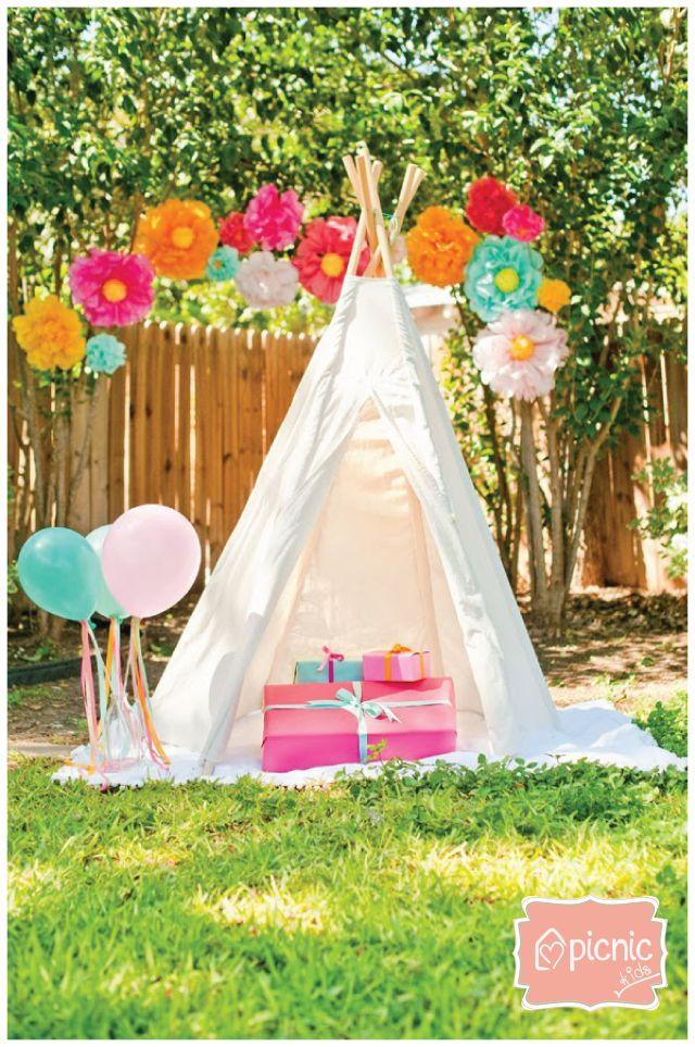 76 Best Backyard Picnic Party Images On Pinterest