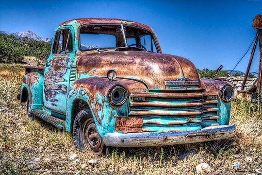 old pickup truck - Szukaj w Google