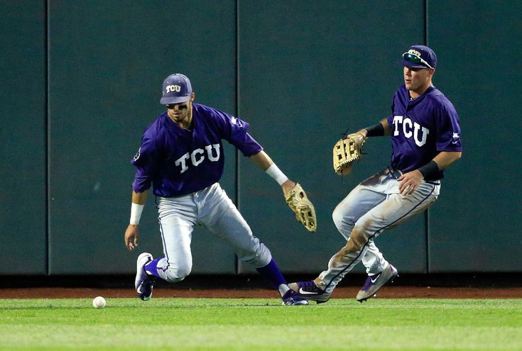 Midland High grad and TCU junior outfielder Austen Wade was taken in the fifth round (162nd overall) by the Cleveland Indians in Tuesday's Major League Baseball Draft.