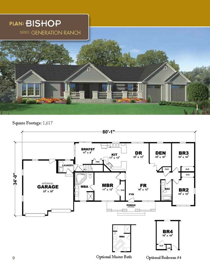 33 best images about generation ranch home plan series on for Excel builders