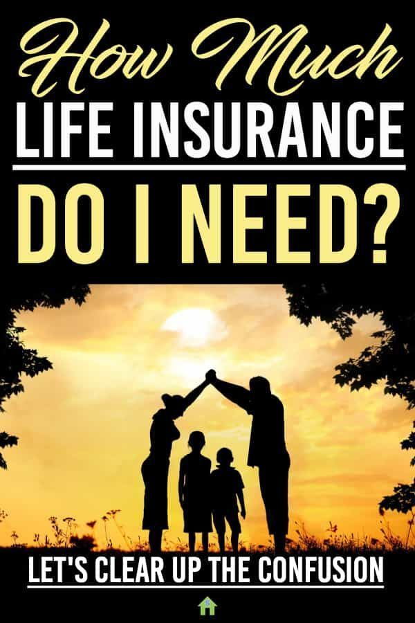 How Much Life Insurance Do I Really Need Life Insurance Life