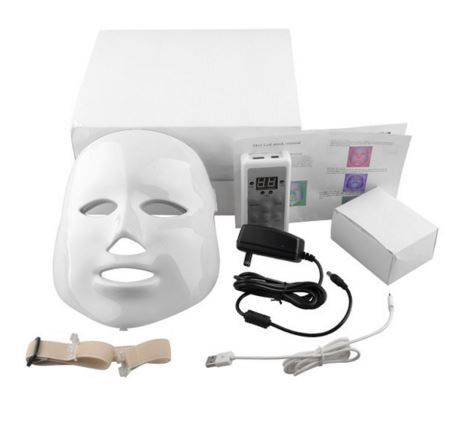 LED Therapy Mask from Esty Spot. Looks much better than mine -way more LED's
