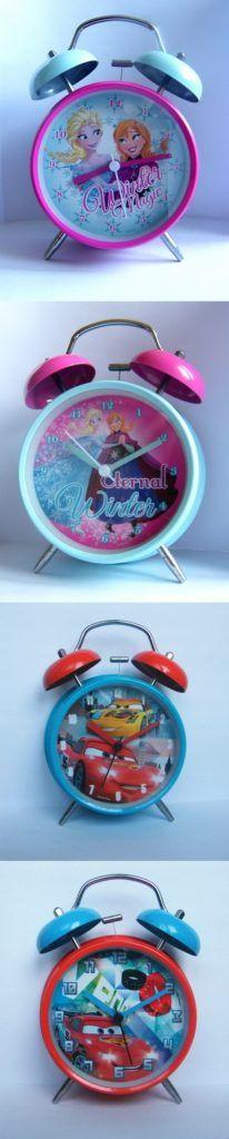 Original DISNEY alarm clocks for kids #watch #disney Oryginalne budziki Disneya dla dzieci