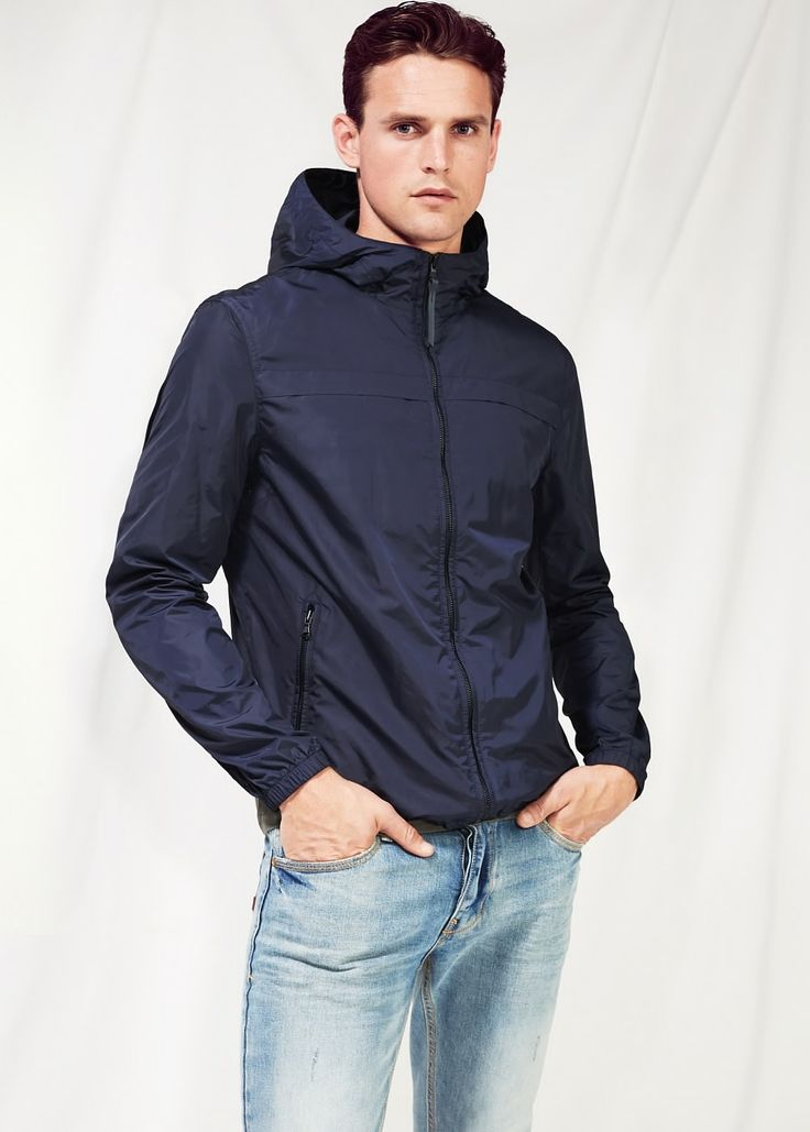H.E. BY MANGO Casual Technical Jacket