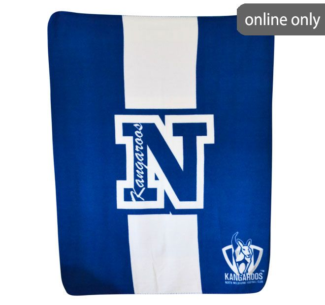 afl-team-logo-polar-fleece-printed-throw-north-melbourne-kangaroos