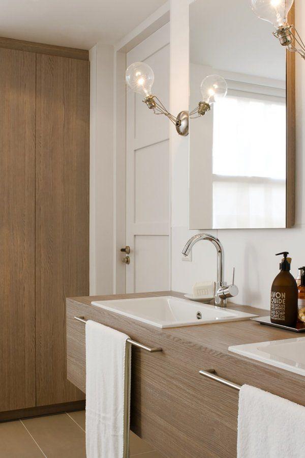 36 best Hout in de badkamer images on Pinterest | Bathroom modern ...
