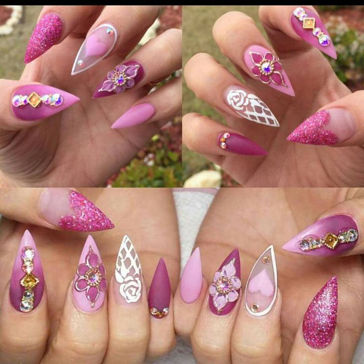 The 25 best barbie nail art games ideas on pinterest coffin beautiful nail designs cool nail art barbie nails games nails design love this nails inspiration acrylics instagram prinsesfo Images