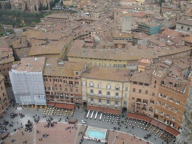 Итальянские истории: Сиена.