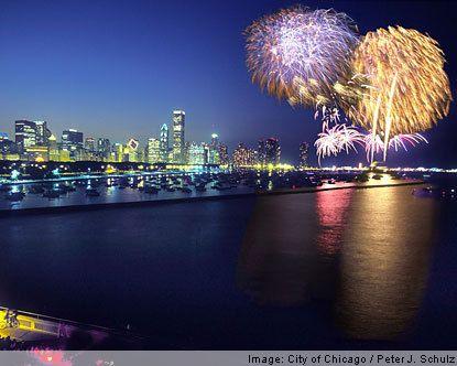 New Years Chicago