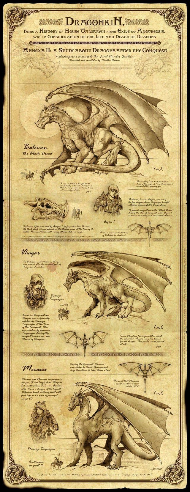Life & Death of Dragons
