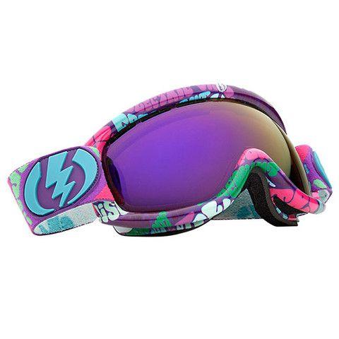 Electric EG.5s Snowboard Goggles Tune In 2012