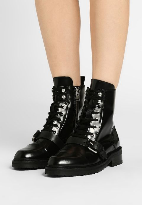1df4f0d66b9 DONITA - Lace-up ankle boots - black @ Zalando.co.uk 🛒 in 2019 ...