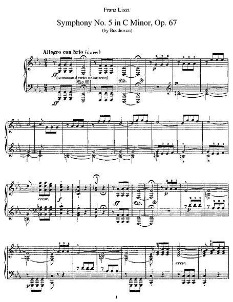 Ludwig Van Beethoven's 5th Symphony