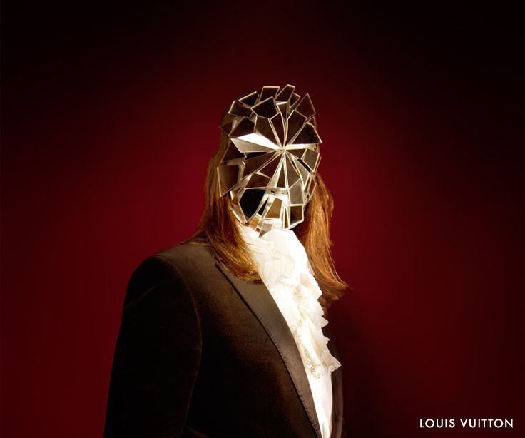 33 best bad dog illuminati images on pinterest illuminati the mysterious guests of louis vuittons masquerade ball have arrived join them for l stopboris Image collections