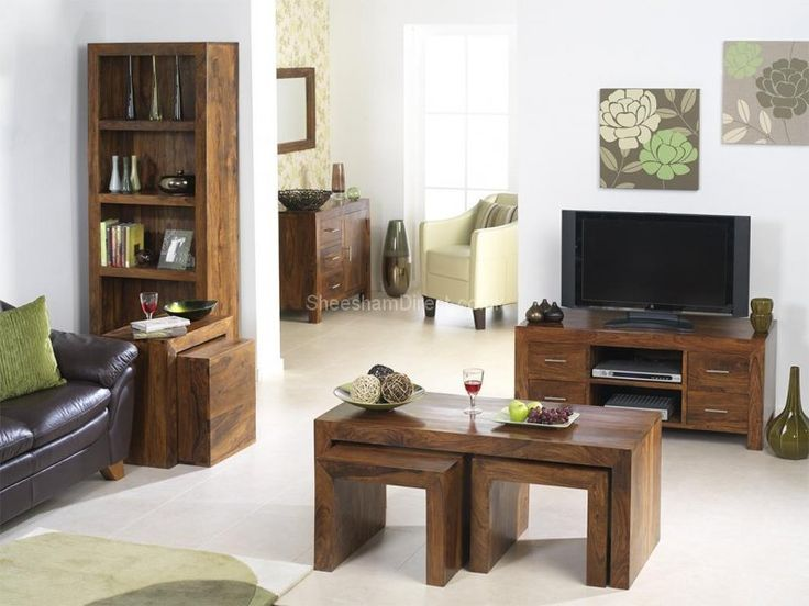 Popular Sheesham Home Furniture Setting