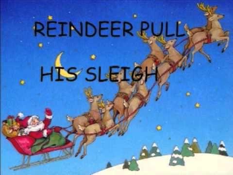 Must Be Santa Children's Song