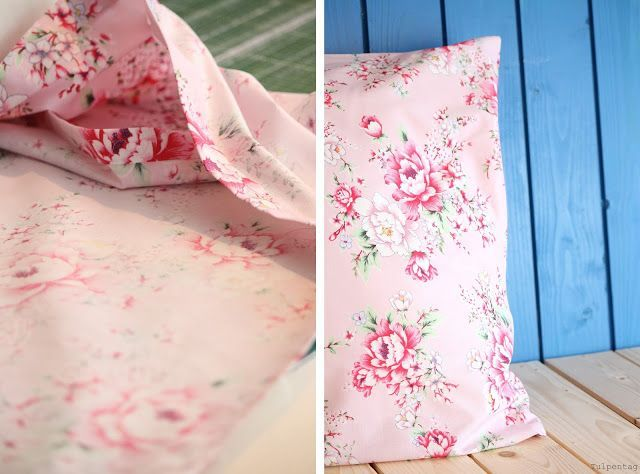Sewing For Beginners How To Sew A Pillow With A Hotel Clasp In