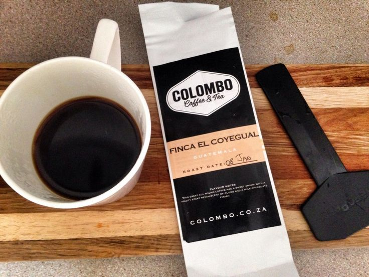 I just love waking up on a Saturday morning to a good cup of coffee. This morning we were spoilt for choice with two amazing coffees from Colombo Coffee, a Ugandan Sipi Falls and a Guatemalan Finca...