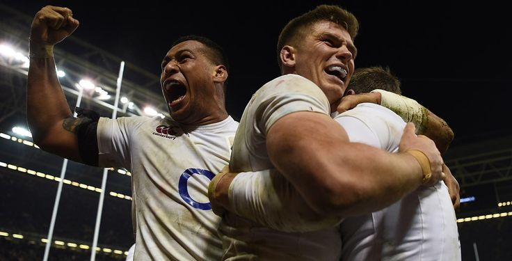 England defeat Wales in 2017 RBS 6 Nations