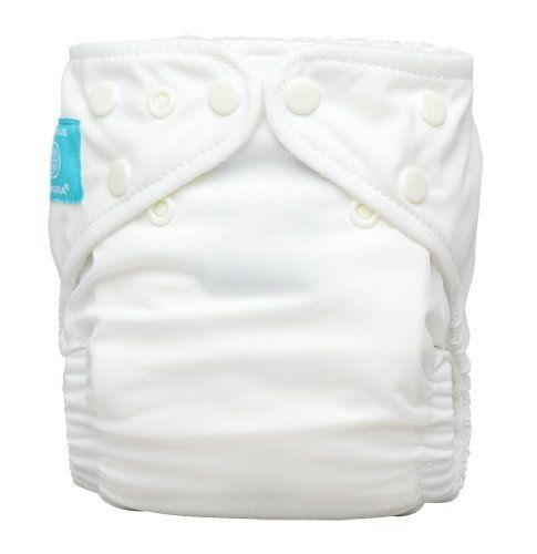 Charlie Banana Diaper In Bellywrap, White, Medium, , 24 Count by Charlie Banana, http://www.amazon.com/dp/B00E0IMRJA/ref=cm_sw_r_pi_dp_4VUgsb02CCVAP I got 24 diapers and 2 inserts per diaper for 23.39! Can't wait until they are here!