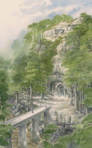 Thranduil's Halls, The Woodland Realm.