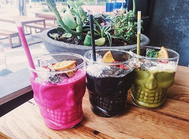 Cool Places To Eat Melbourne - Matcha Mylkbar