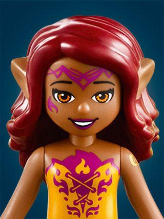 Azari Firedancer The Fire Elf