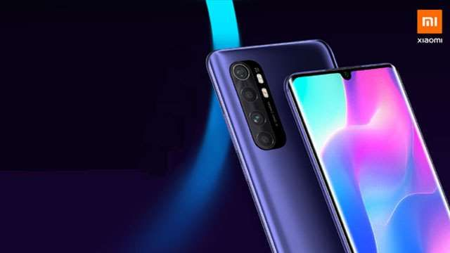 Mi Note 10 Lite Launched With 3d Curved Display And Two Days Battery Back Up In 2020 Latest Cell Phones Product Launch Display