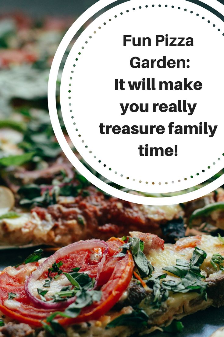 A pizza garden is a great way to get the kids active and involved with nature. Gardening for kids helps promote healthy living, creativity and is lots of fun.  Plus who doesn't love a home made pizza, so imagine the added benefit for a home grown and made pizza.