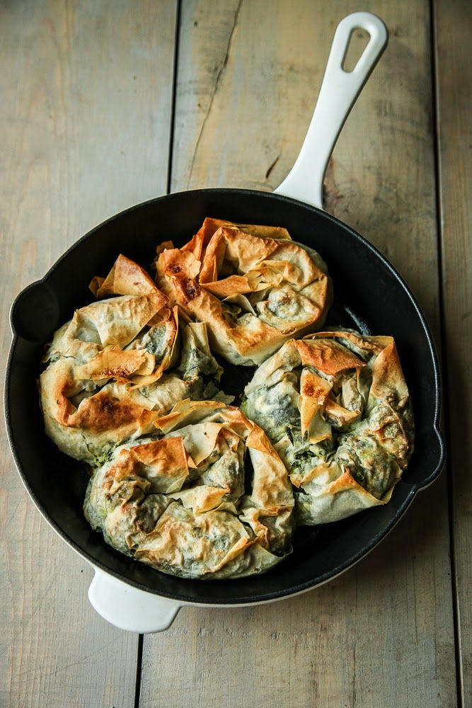 ... Recipes on Pinterest | Phyllo Dough, Phyllo Cups and Spanakopita