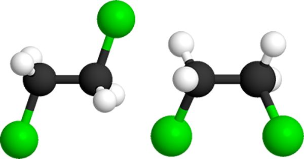 What Do Cis and Trans Mean in Chemistry?: Geometric isomers occur when atoms are restricted from rotating around a bond.