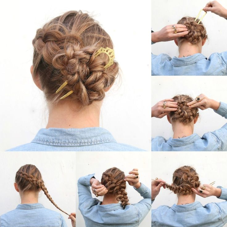 Pleasant 1000 Ideas About Ballet Hairstyles On Pinterest Ballet Hair Hairstyle Inspiration Daily Dogsangcom