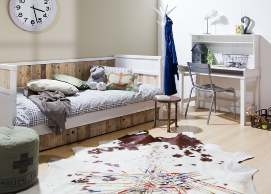 16 best ideas about kinderkamers on pinterest plywood walls industrial and boy rooms - Scheiden een kamer door een gordijn ...