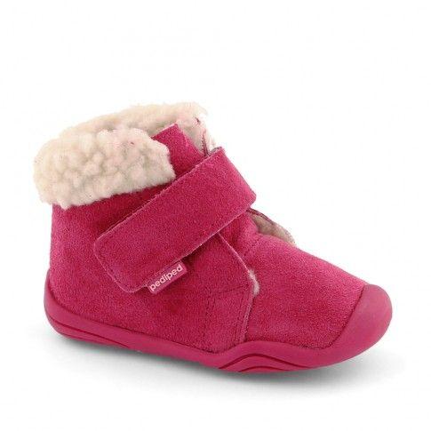 Grip n Go Henry Fuchsia | incaltaminte bebelusi #pediped | incaltaminte imblanita bebelusi | incaltaminte confortabila pentru copii de la 0-2 ani