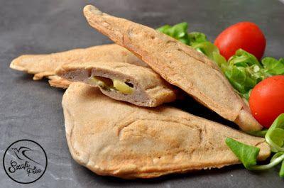 Szafi Free kalóriaszegény mindenmentes vegán melegszendvics (olajmentes, gluténmentes, tejmentes, tojásmentes)