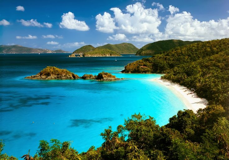 The U.S. Virgin Islands- A Perfect Vacation Destination The Caribbean Islands are considered one of the most beautiful places in the world. With lush green trees, clear waters and sand beaches, the Caribbean are the perfect spot for spending a vacation in. Among the Caribbean Islands are the Virgin Islands that are part of United States and a popular tourist destination. #RomanticGetaway #IslandVacation See why everyone is talking about Foolah! Start Saving Today! www.Foolah.com