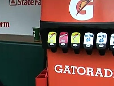 gatorade on draft