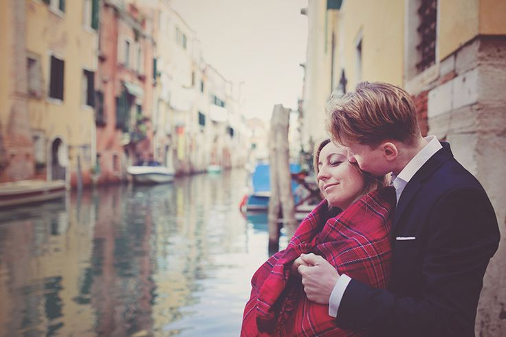 engagement session in Venice by Nadia Di Falco Photographer #engagement #shooting #photography #love #venice #winter