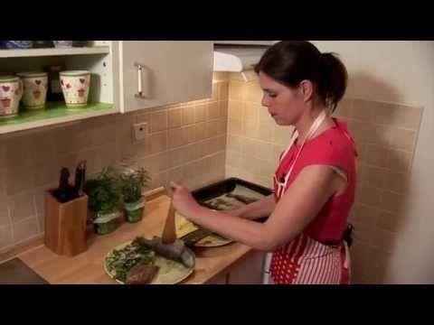 Jak připravit pstruha pečeného v troubě | recept | JakTak.cz
